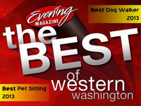 Sniff Seattle, BEST Dog Walker, BEST Pet Sitting